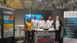 2019 FLABON Dmexco Team